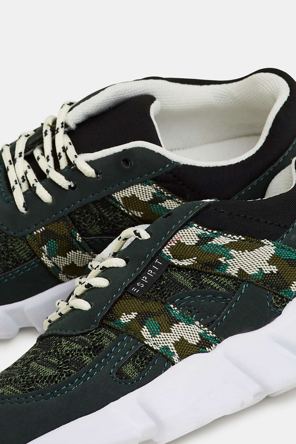 Casual Shoes textile, FOREST, detail image number 2