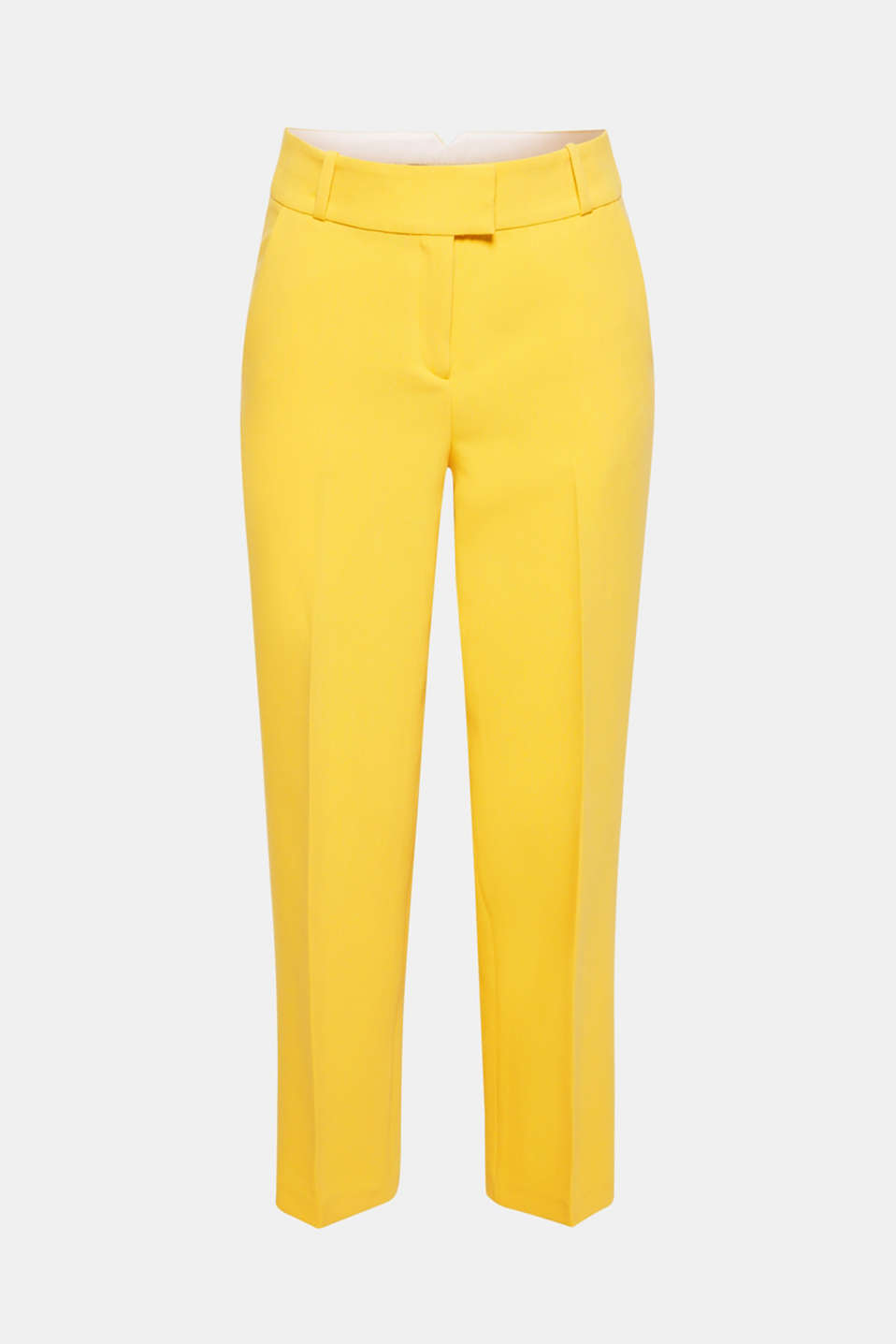 Pants woven, YELLOW, detail image number 6