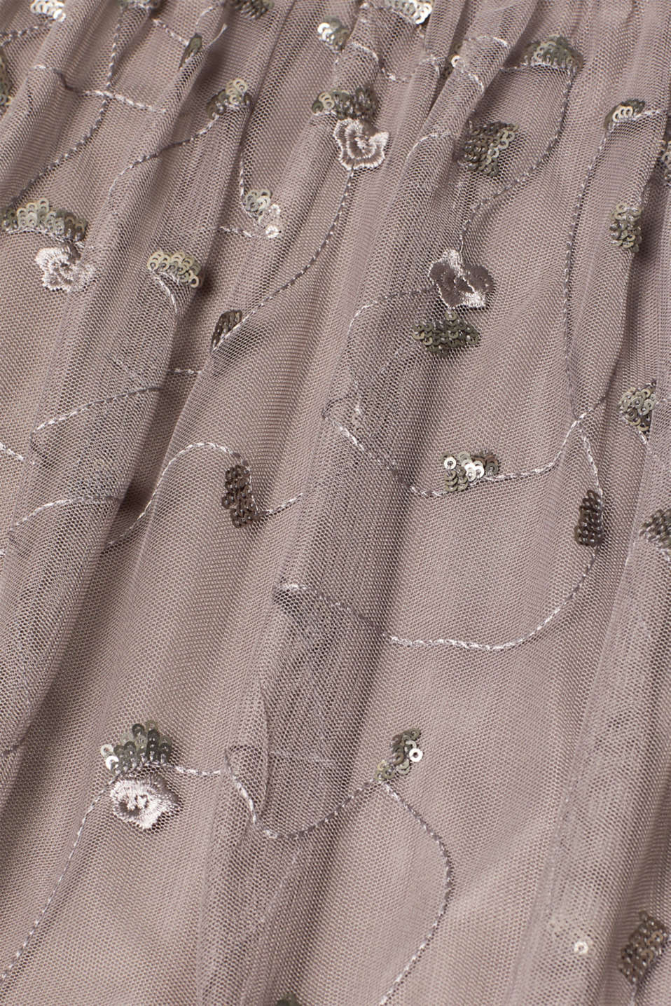Dresses knitted, GREY, detail image number 4
