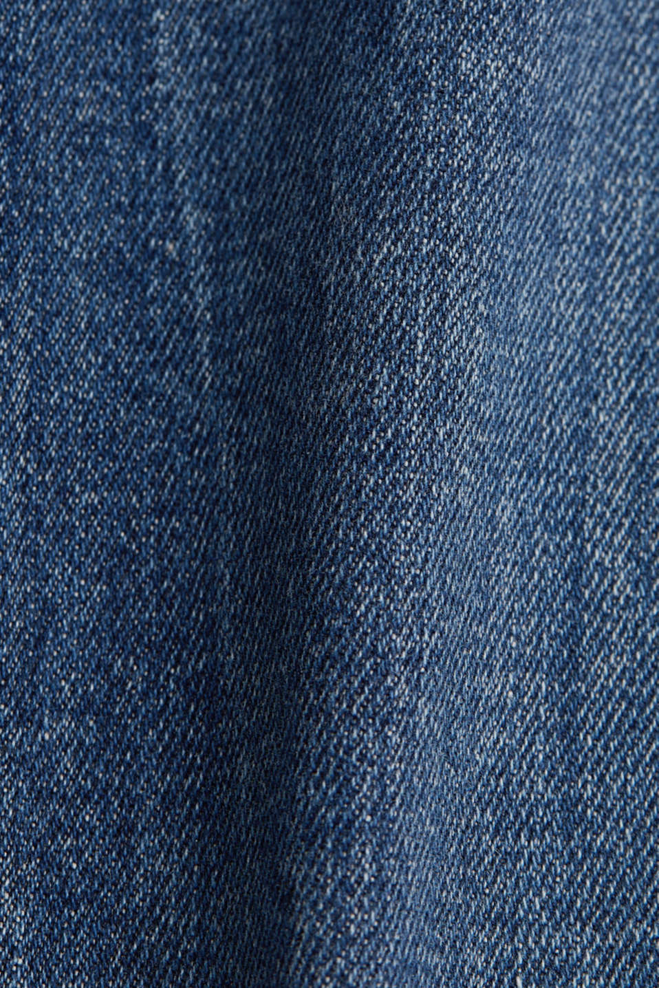 Vintage-style jeans with piping, BLUE MEDIUM WASH, detail image number 3