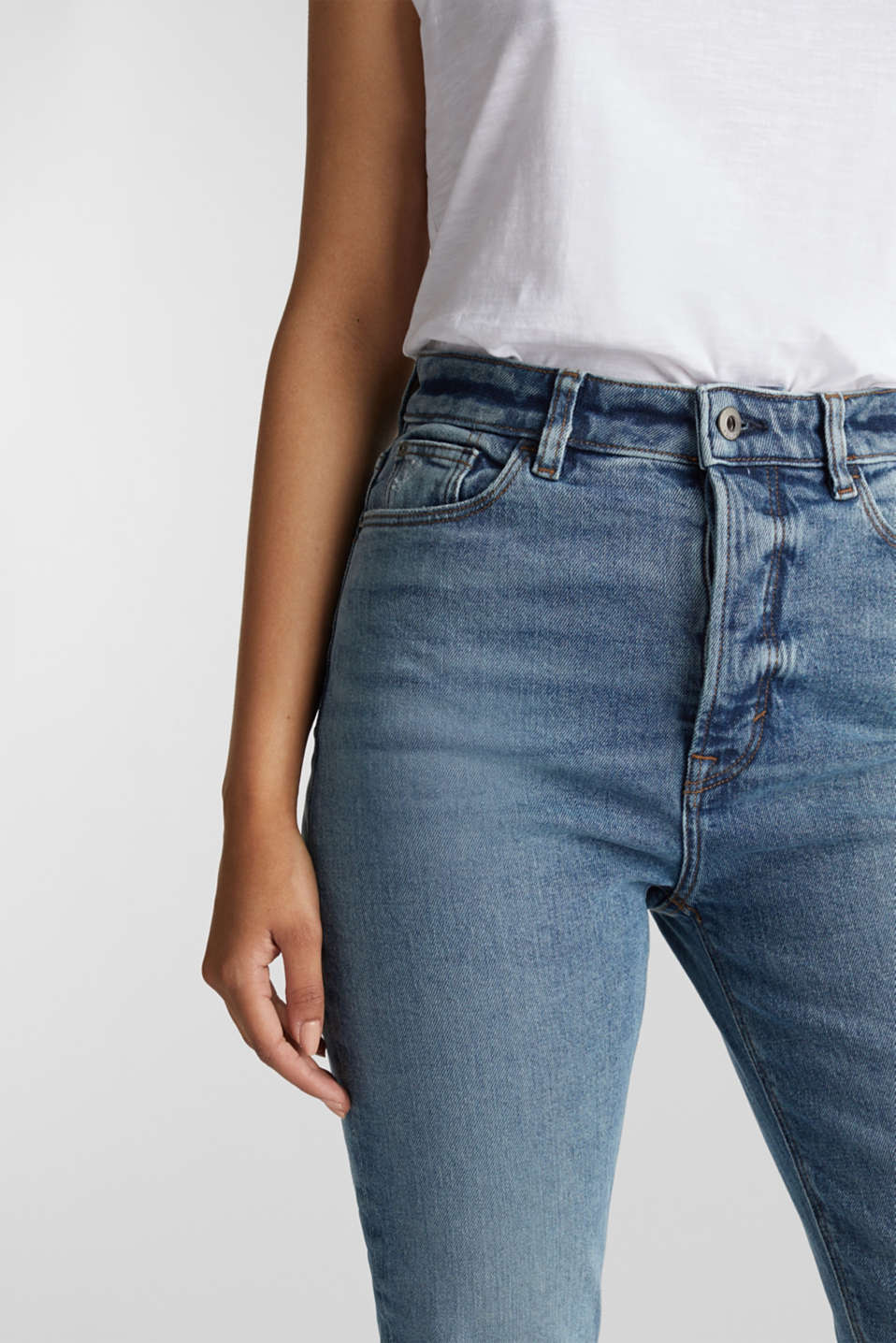 edc - Button-fly jeans