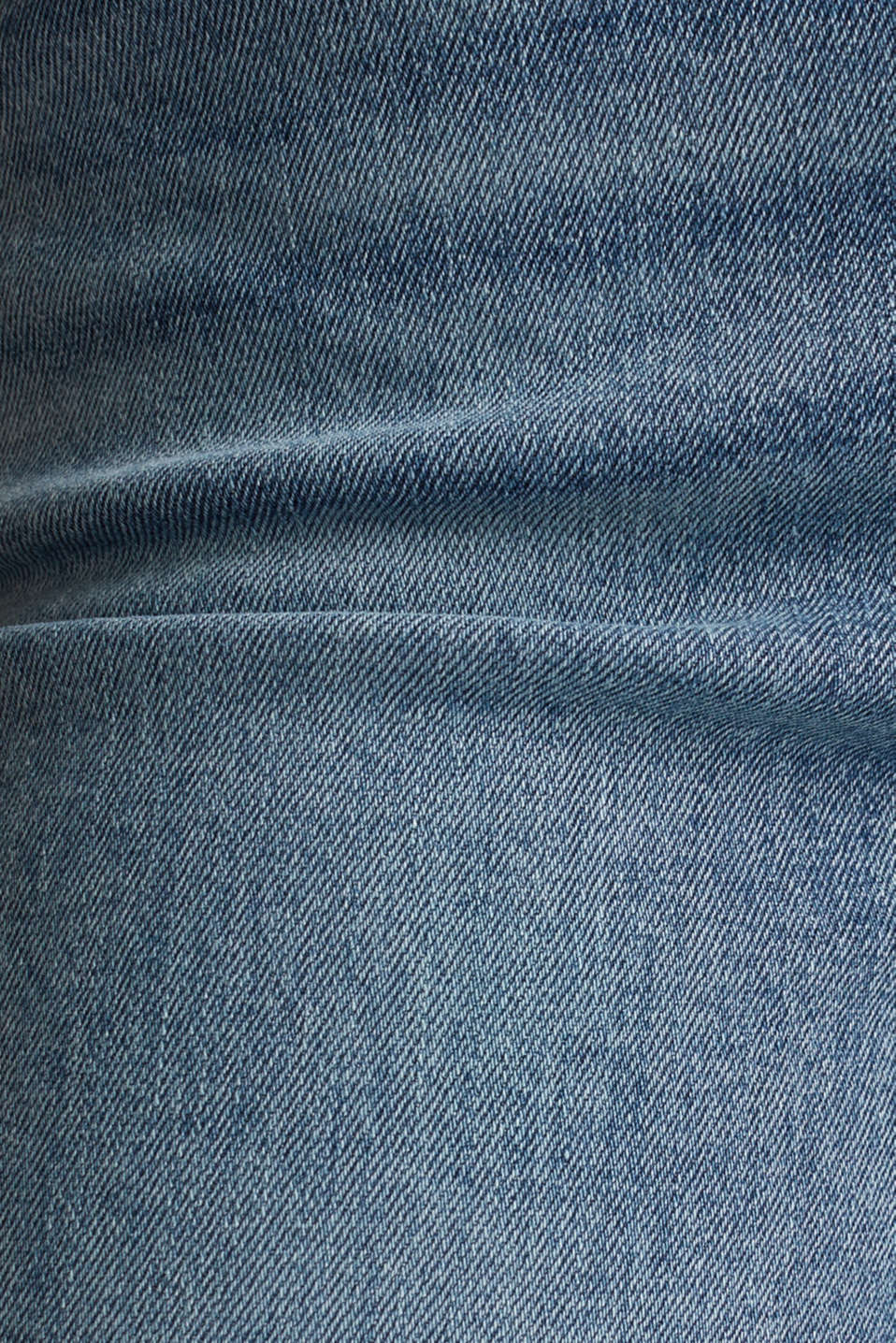 Button-fly jeans, BLUE MEDIUM WASH, detail image number 1