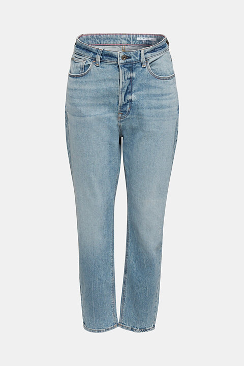 Button-fly jeans
