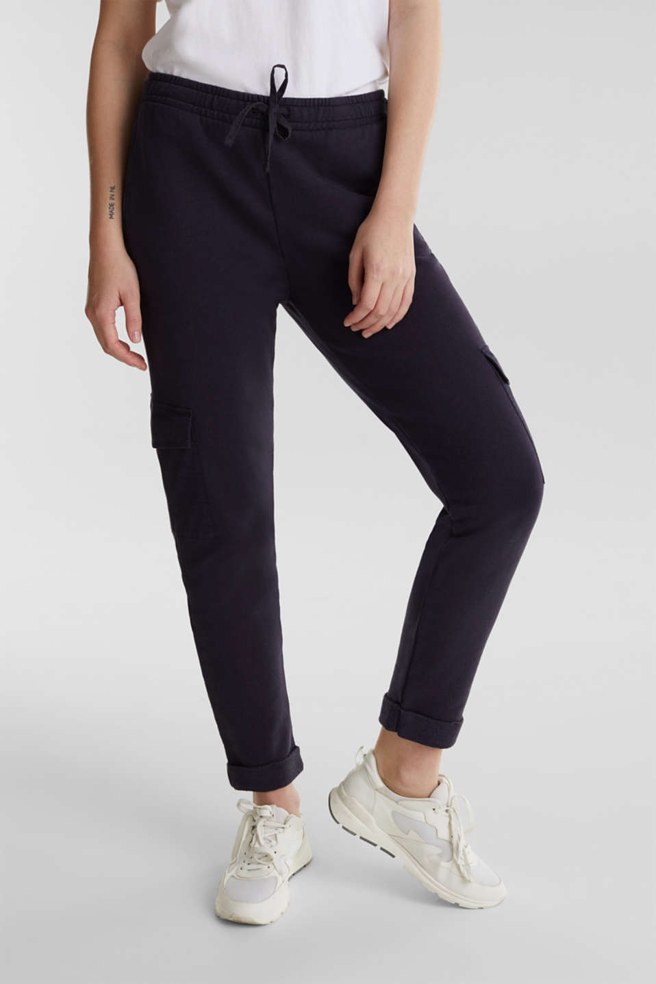 edc - Sweat-Pants im Utility-Style