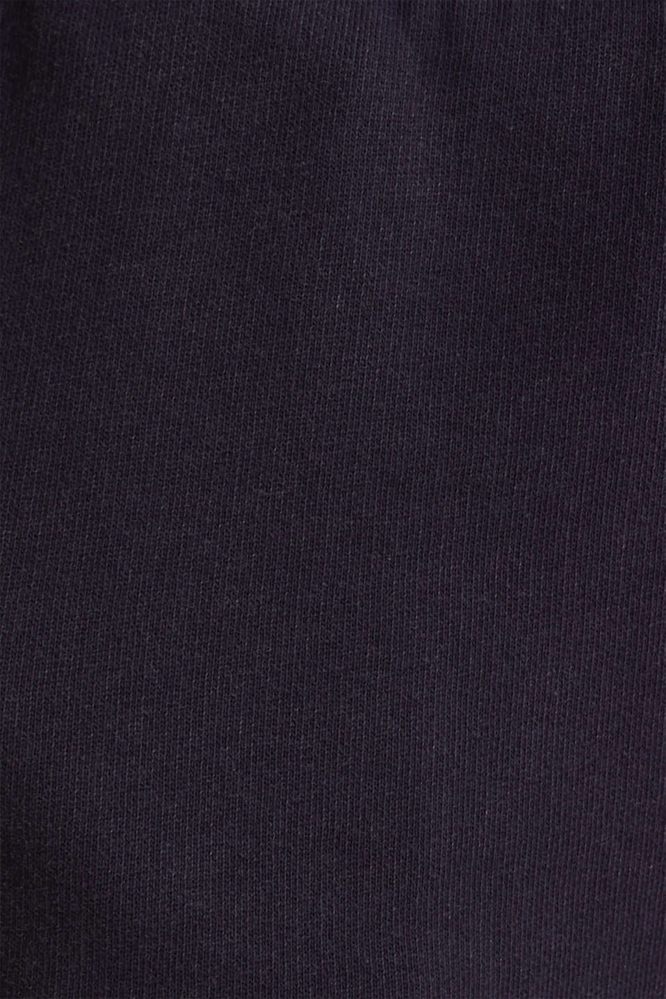 Utility-style tracksuit bottoms, NAVY, detail image number 4