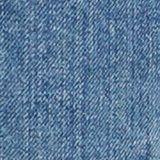 Bermuda en jean à bords effrangés, BLUE DARK WASHED, swatch