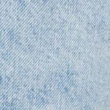 Bermuda en jean à bords effrangés, BLUE BLEACHED, swatch