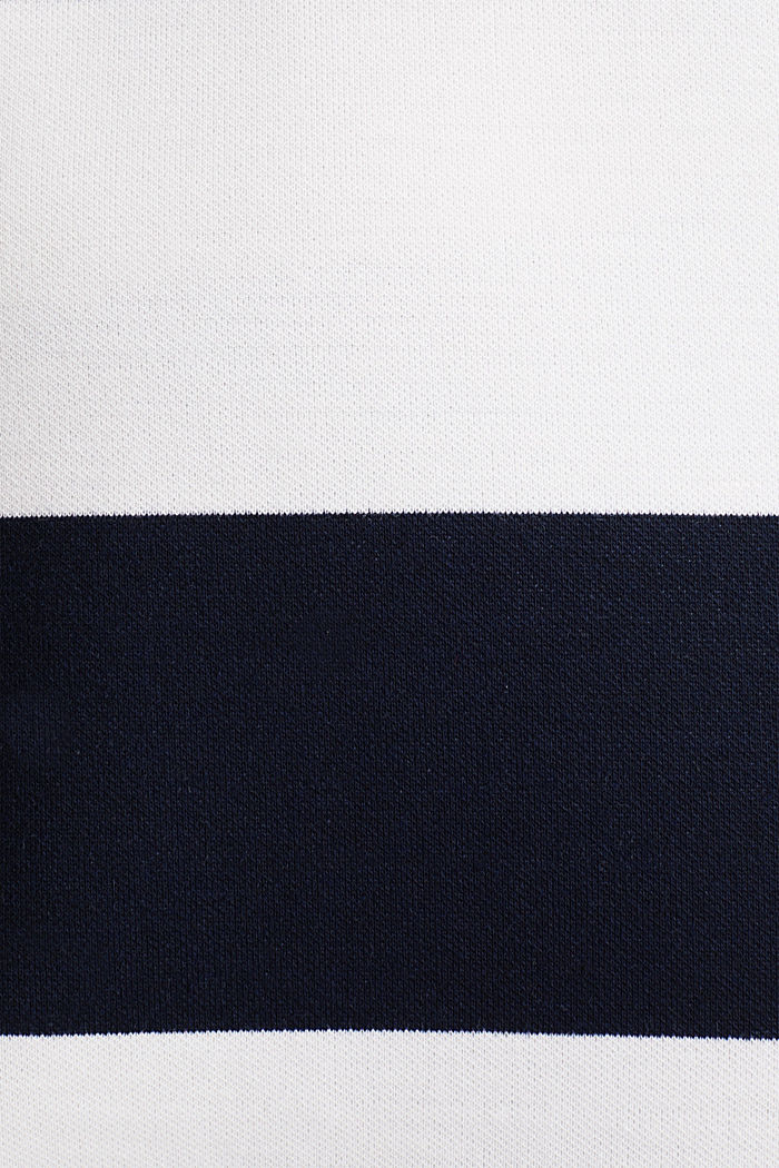 Striped piqué dress, NAVY, detail image number 5