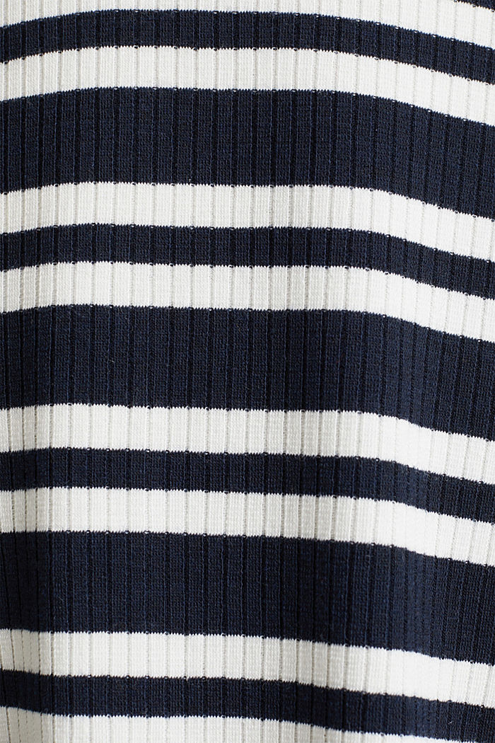 Stretch jersey dress, NAVY, detail image number 4