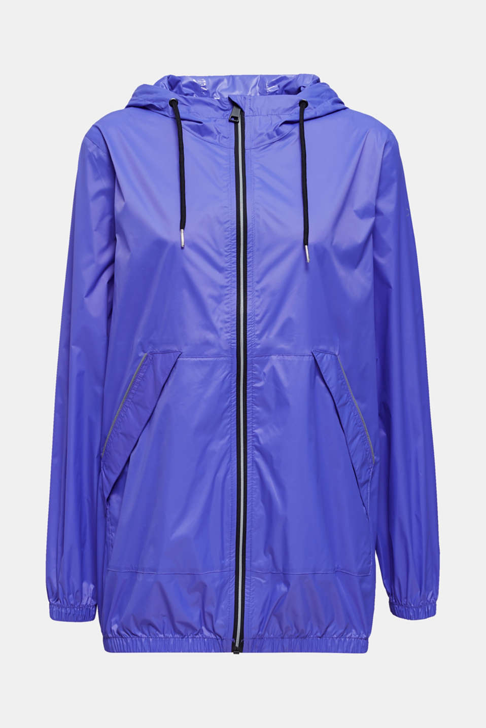 Practical windbreaker, DARK LAVENDER, detail image number 7