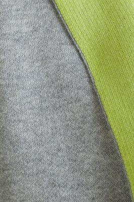 Reversible cardigan, LIGHT GREY 5, detail