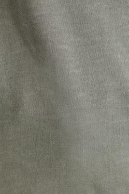 Vintage sweatshirt, KHAKI GREEN, detail