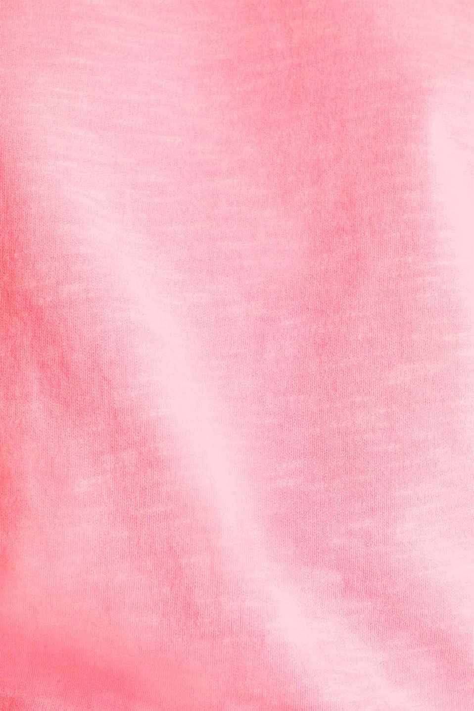 Vintage sweatshirt, PINK, detail image number 4