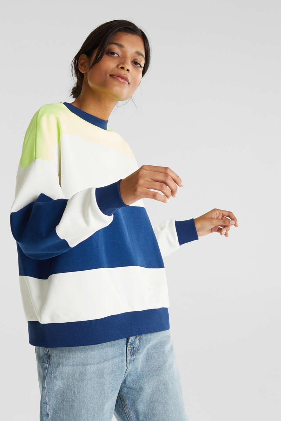 Oversized sweatshirt, INK, detail image number 0
