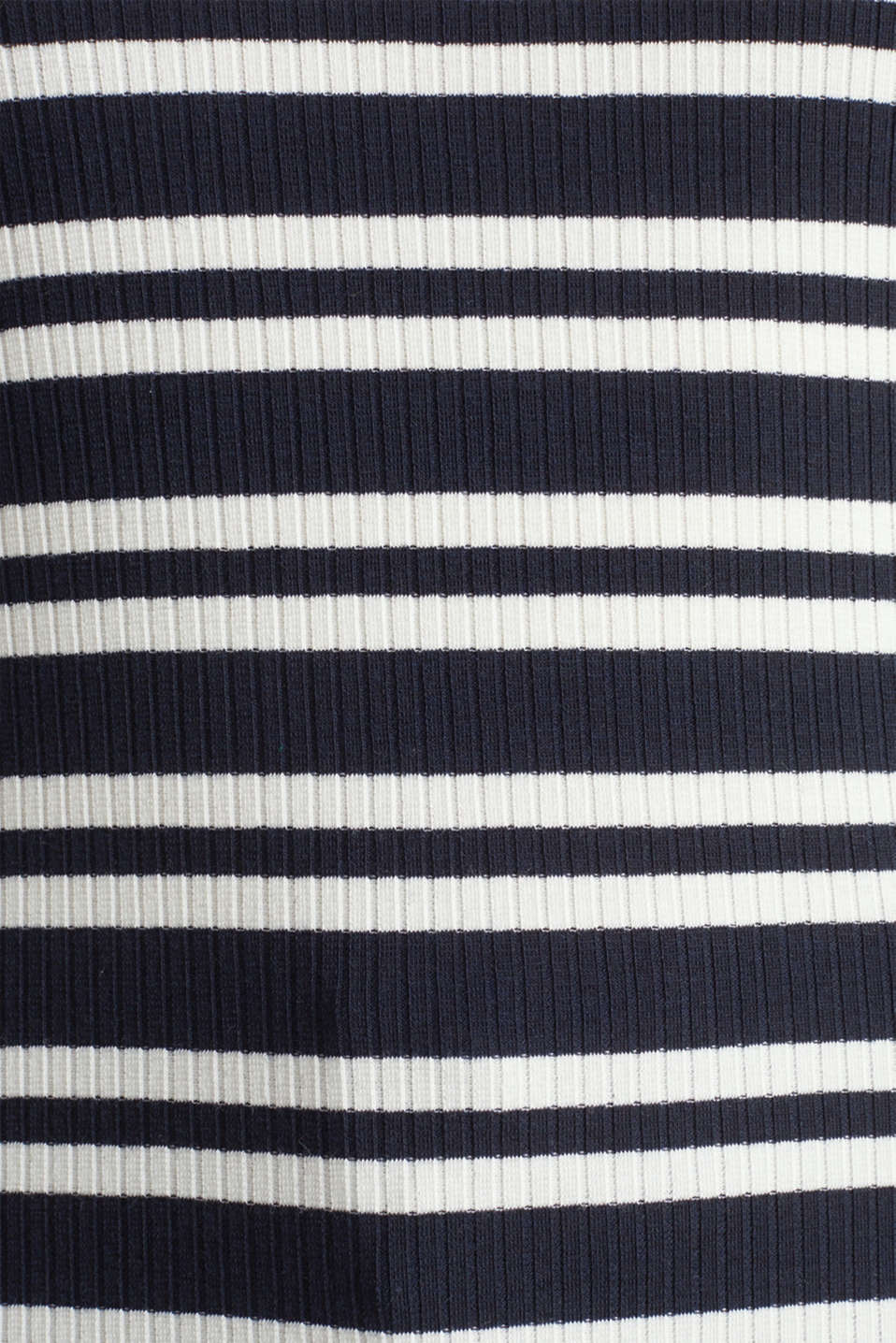 Stretch top with a neon trim, NAVY 2, detail image number 4