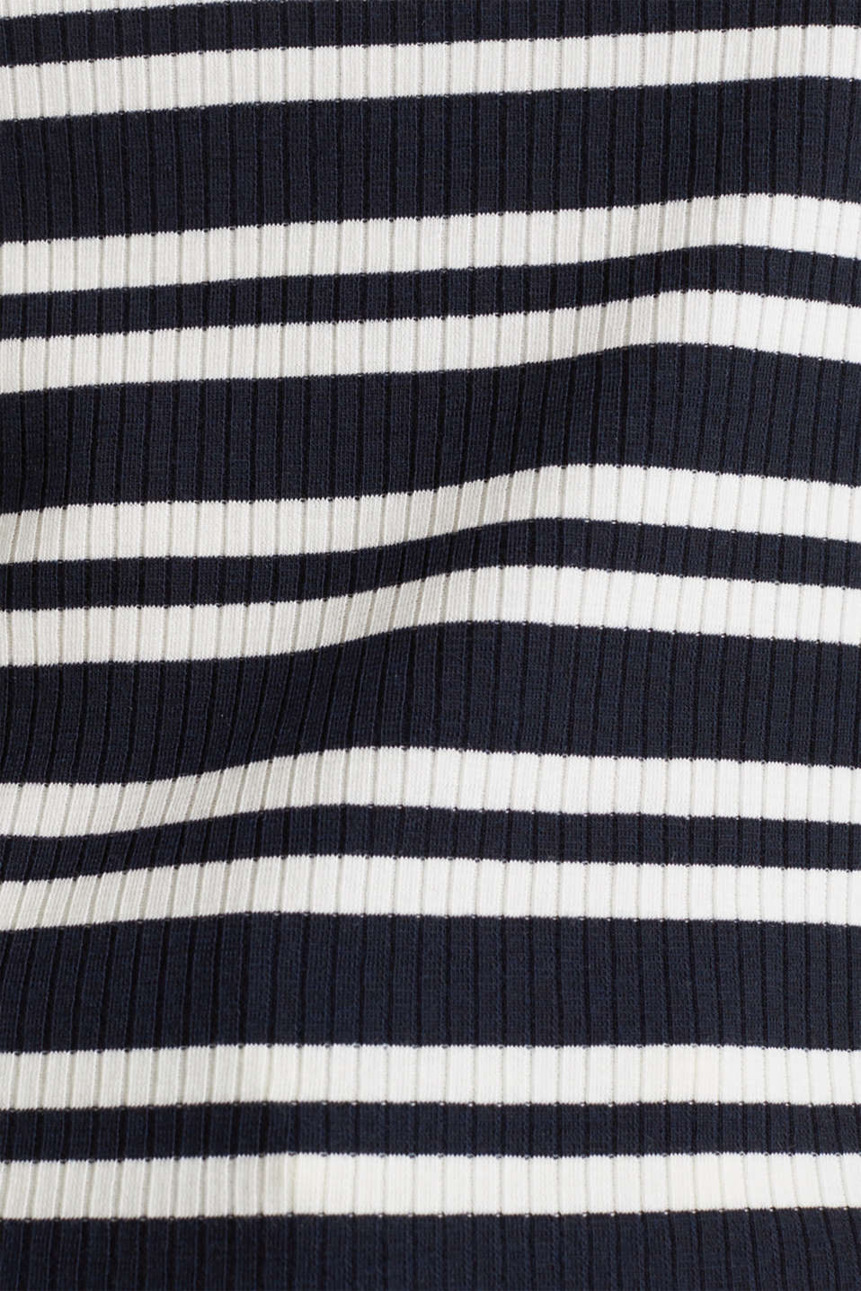 Stretch top with stripes, NAVY 2, detail image number 3
