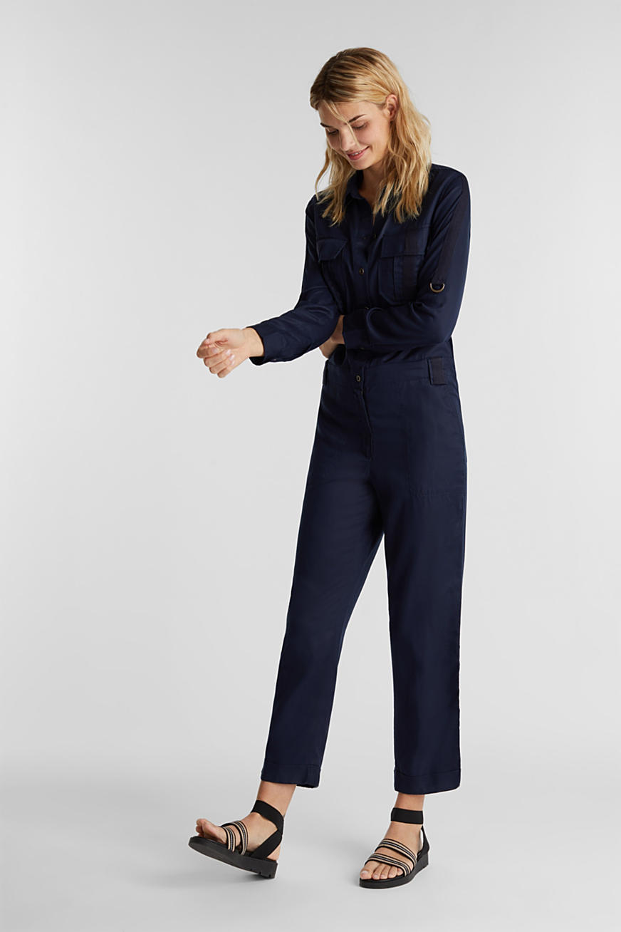 Boilersuit im Utility-Stil