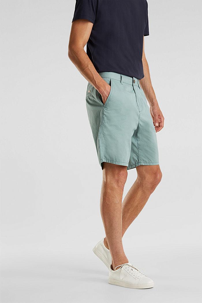Bermuda 100% coton