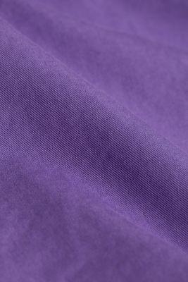 Bermudas in 100% cotton, VIOLET, detail
