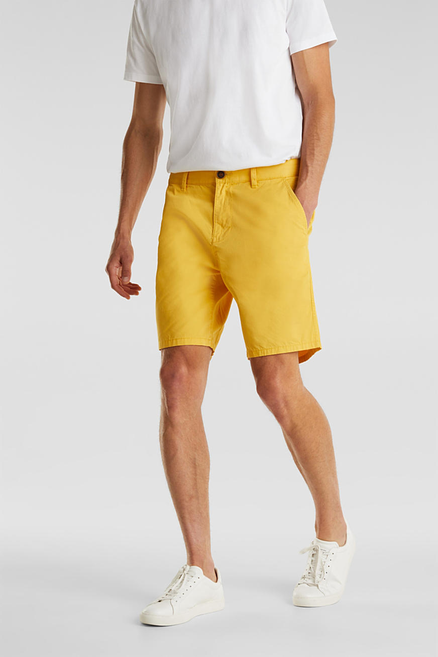 Bermudas in 100% cotton