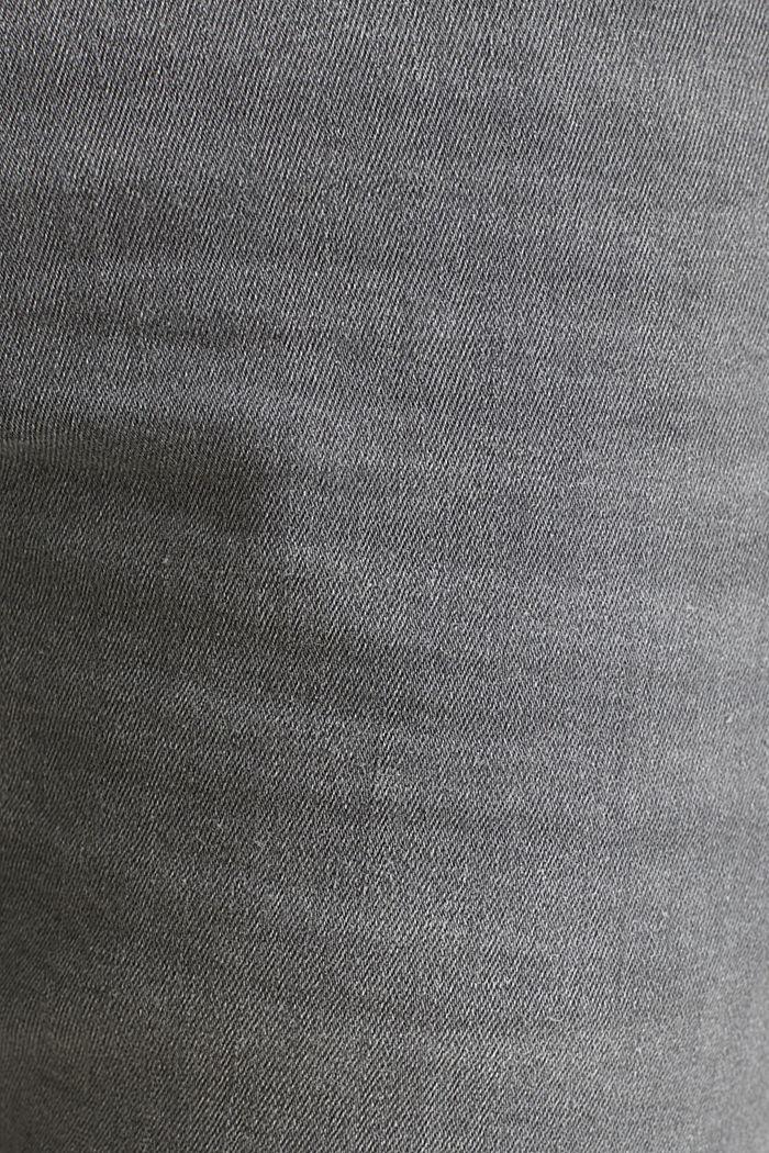 Superstretch-Denim-Shorts, GREY MEDIUM WASHED, detail image number 4