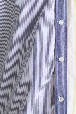 Patchwork shirt made of 100%, INK 3, detail
