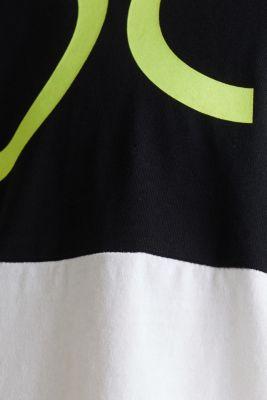 Jersey logo T-shirt, 100% cotton, BLACK 2, detail