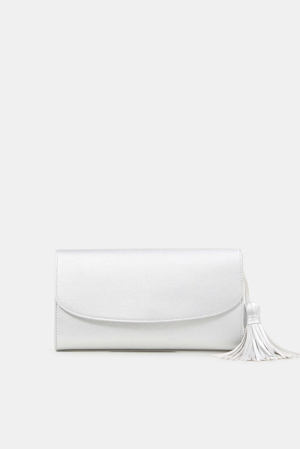 Esprit - Clutch in Leder-Optik, vegan