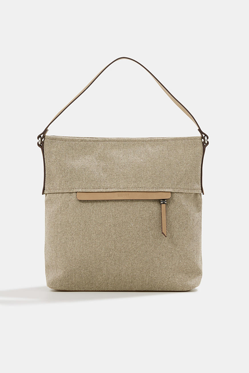 Hobo bag van canvas