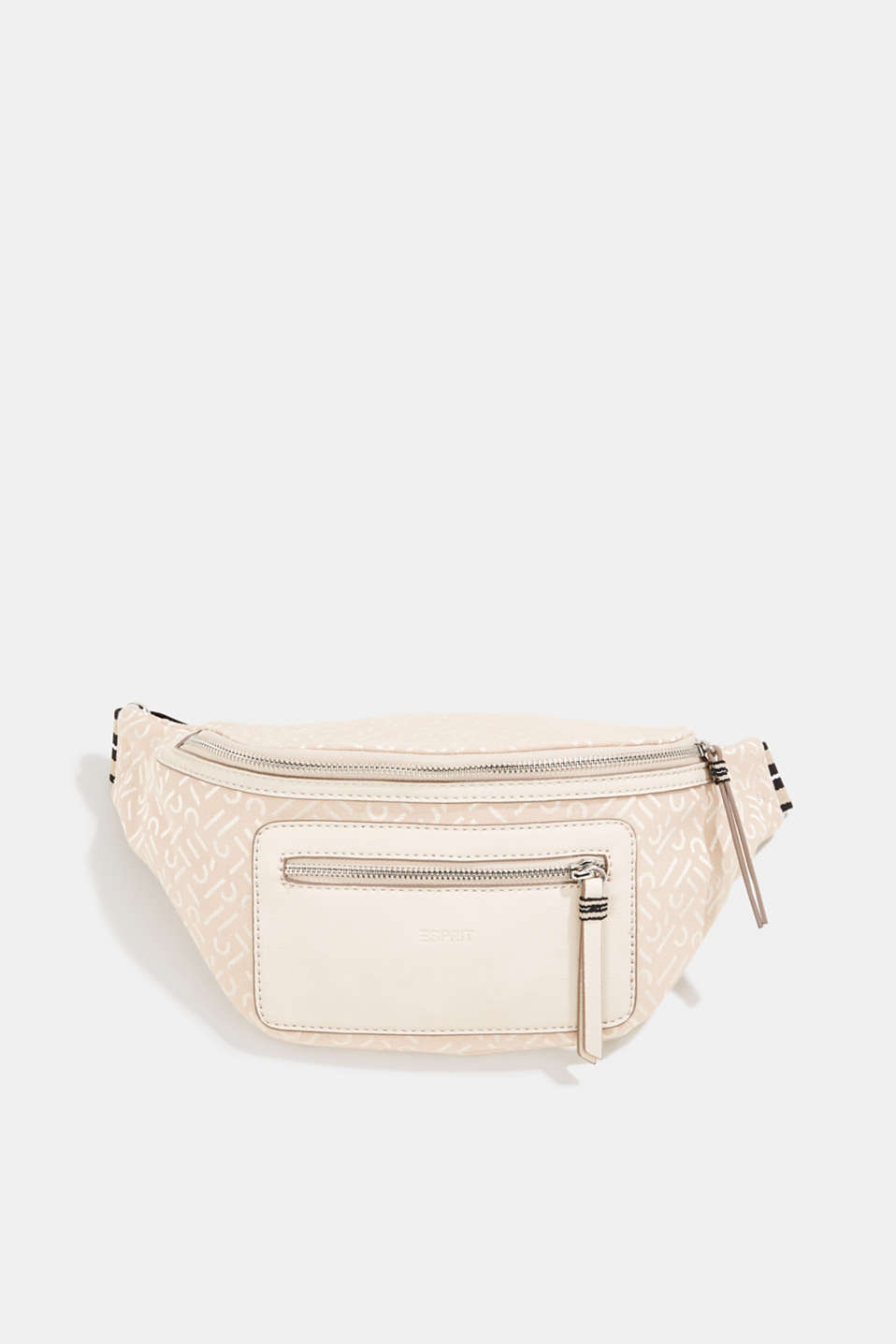 Esprit - Belt Bag con monogramma allover