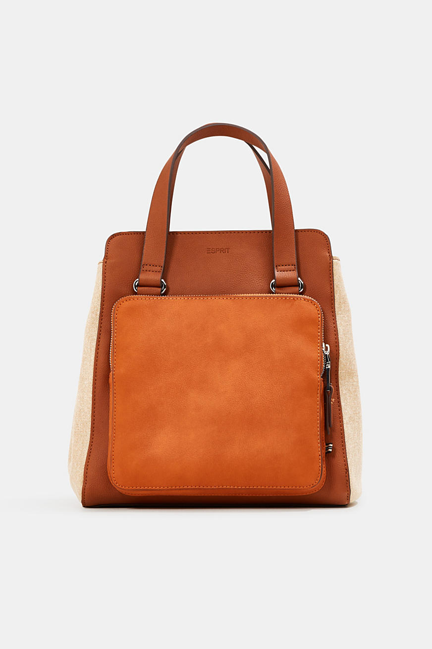 Variable Material-Mix-Tasche, vegan