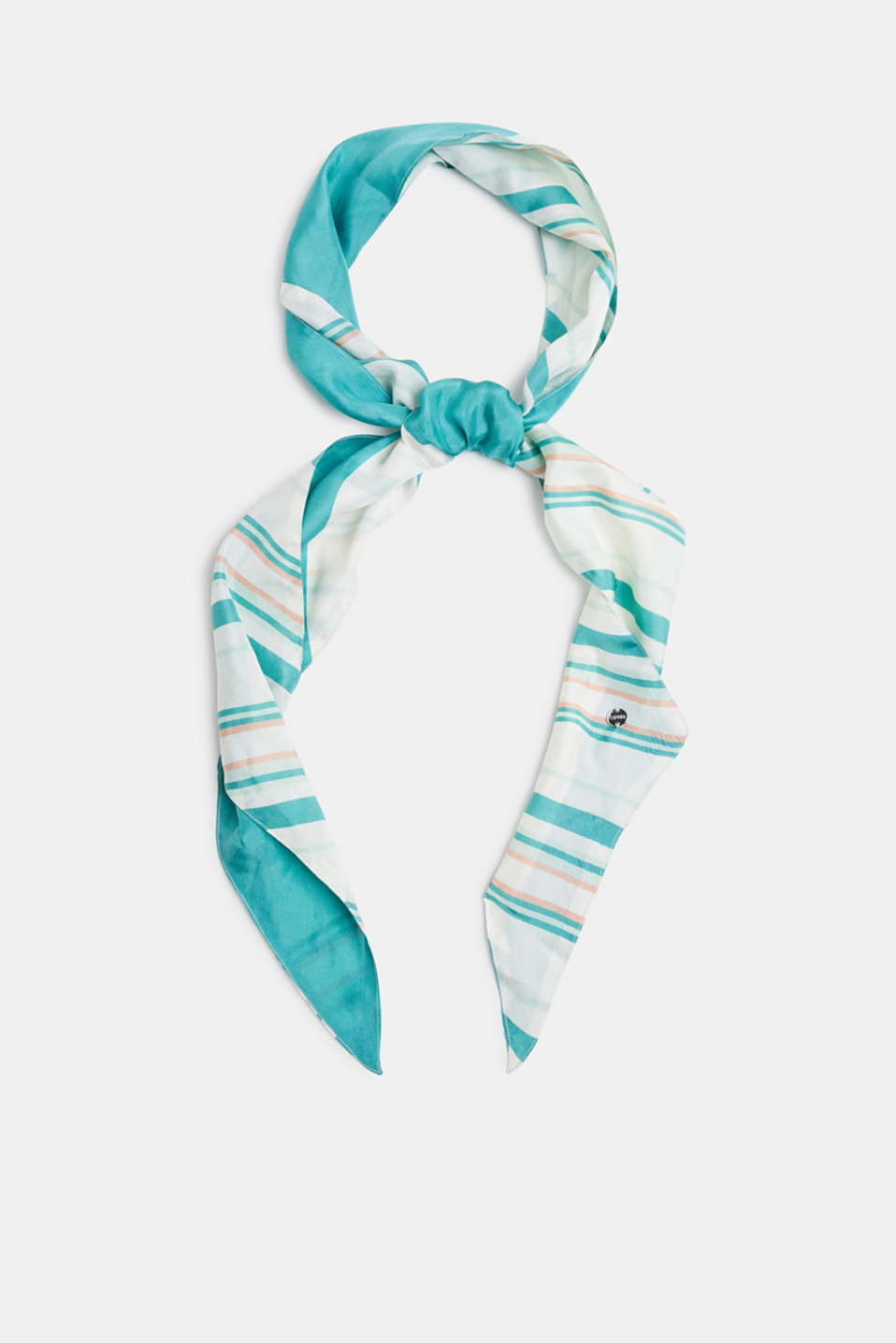Esprit - Scarf made of 100% silk