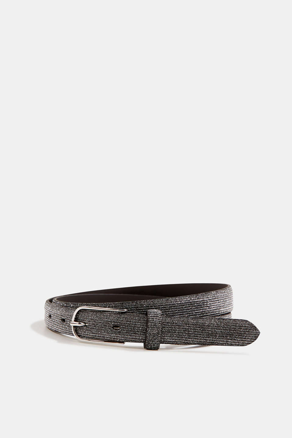 Esprit - Belt with glitter