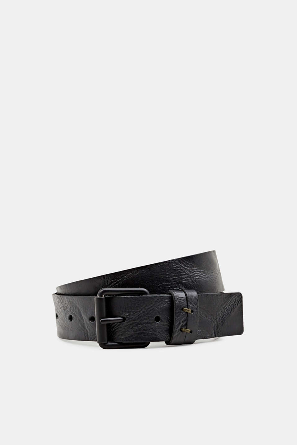 Esprit - Buffalo leather belt
