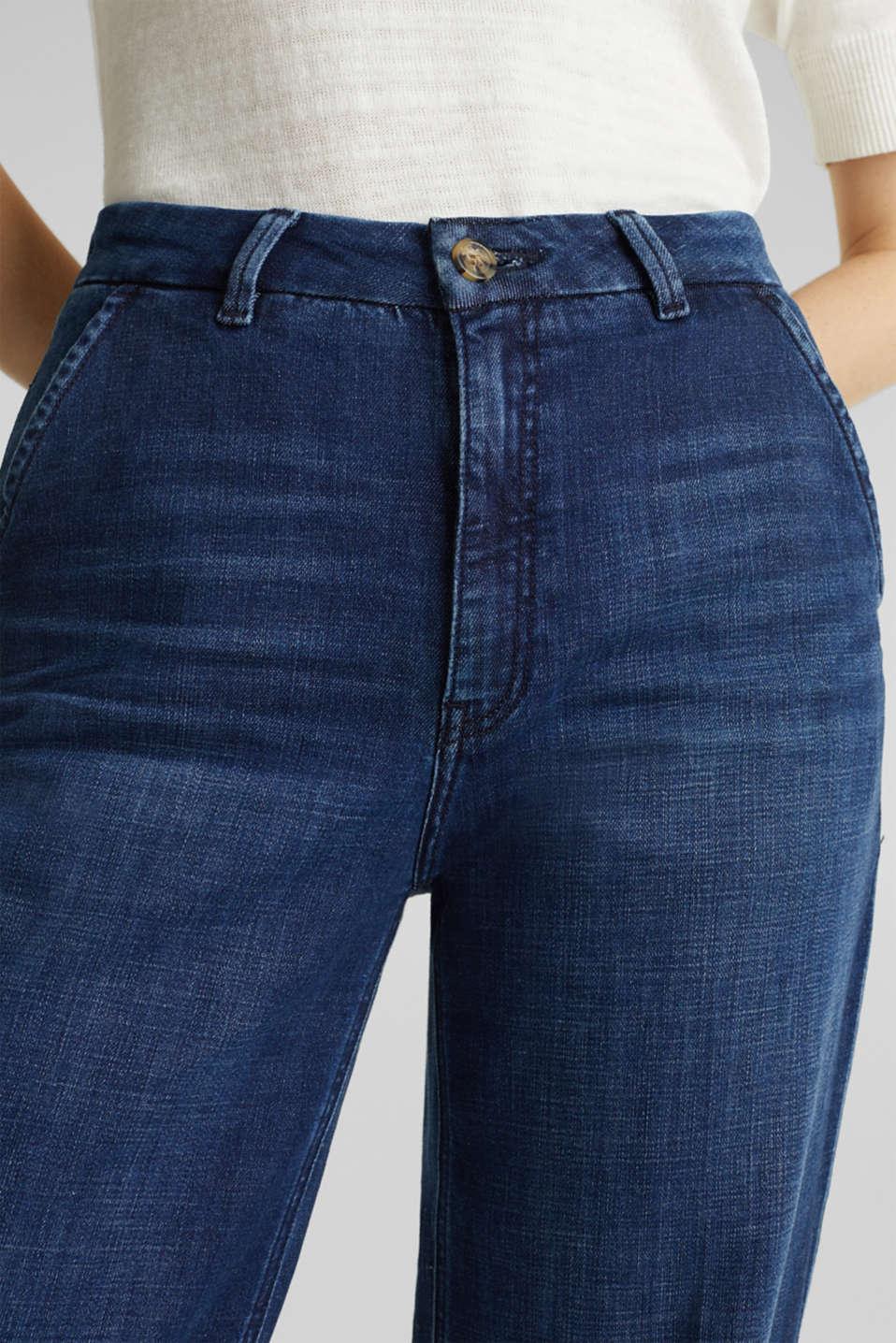 Jeans, BLUE DARK WASH, detail image number 2