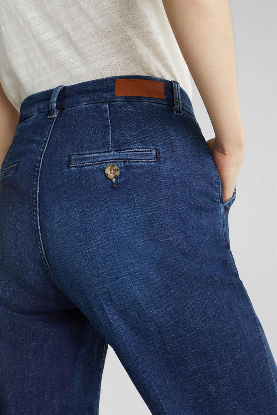 Jeans, BLUE DARK WASH, detail image number 5