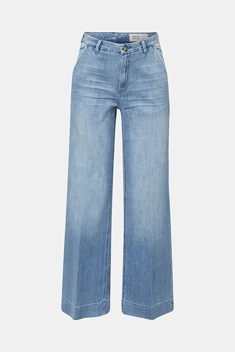 Fashion jeans made of soft denim