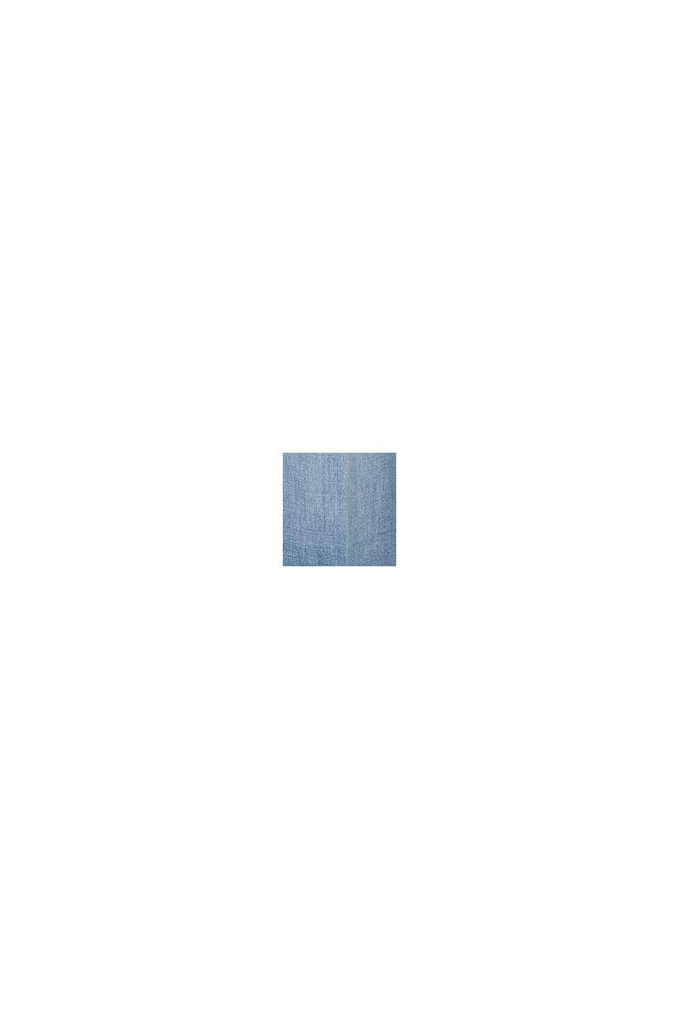 Fashion-Jeans aus weichem Denim, BLUE LIGHT WASHED, swatch
