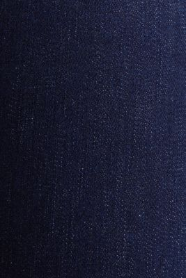 Clean jeans with organic cotton, BLUE RINSE, detail