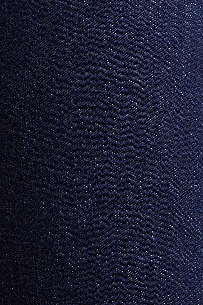 Cleane Jeans mit Organic Cotton, BLUE RINSE, detail image number 4