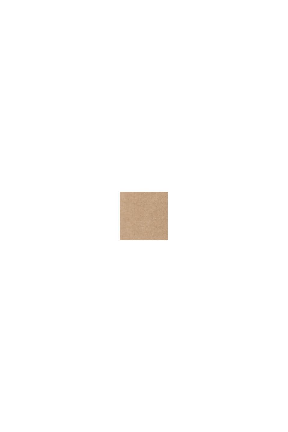 Chino pour l´été muni d´un ceinture à teneur en stretch, BEIGE, swatch