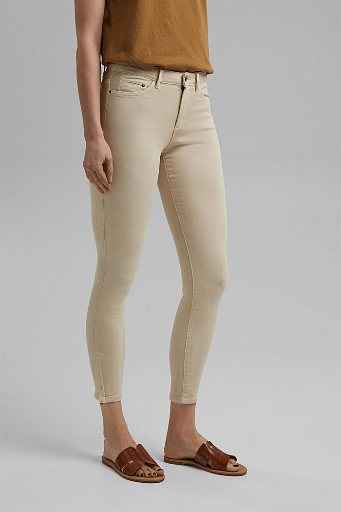 Ankle-length trousers with hem zips, ICE, detail image number 0