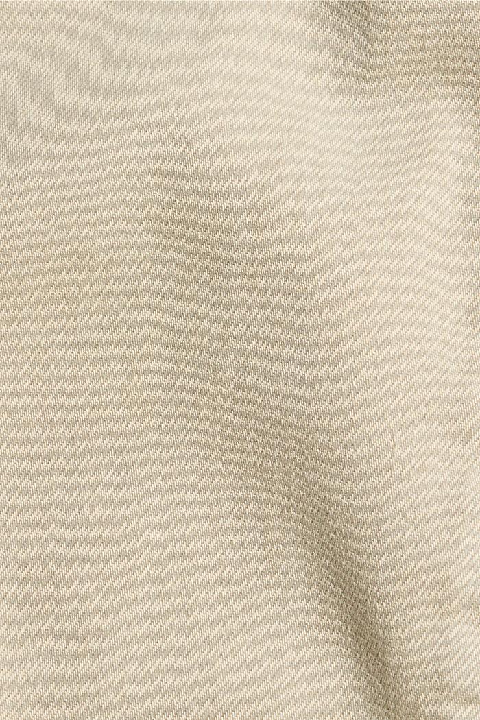 Enkellange broek met ritsen in de zoom, ICE, detail image number 4