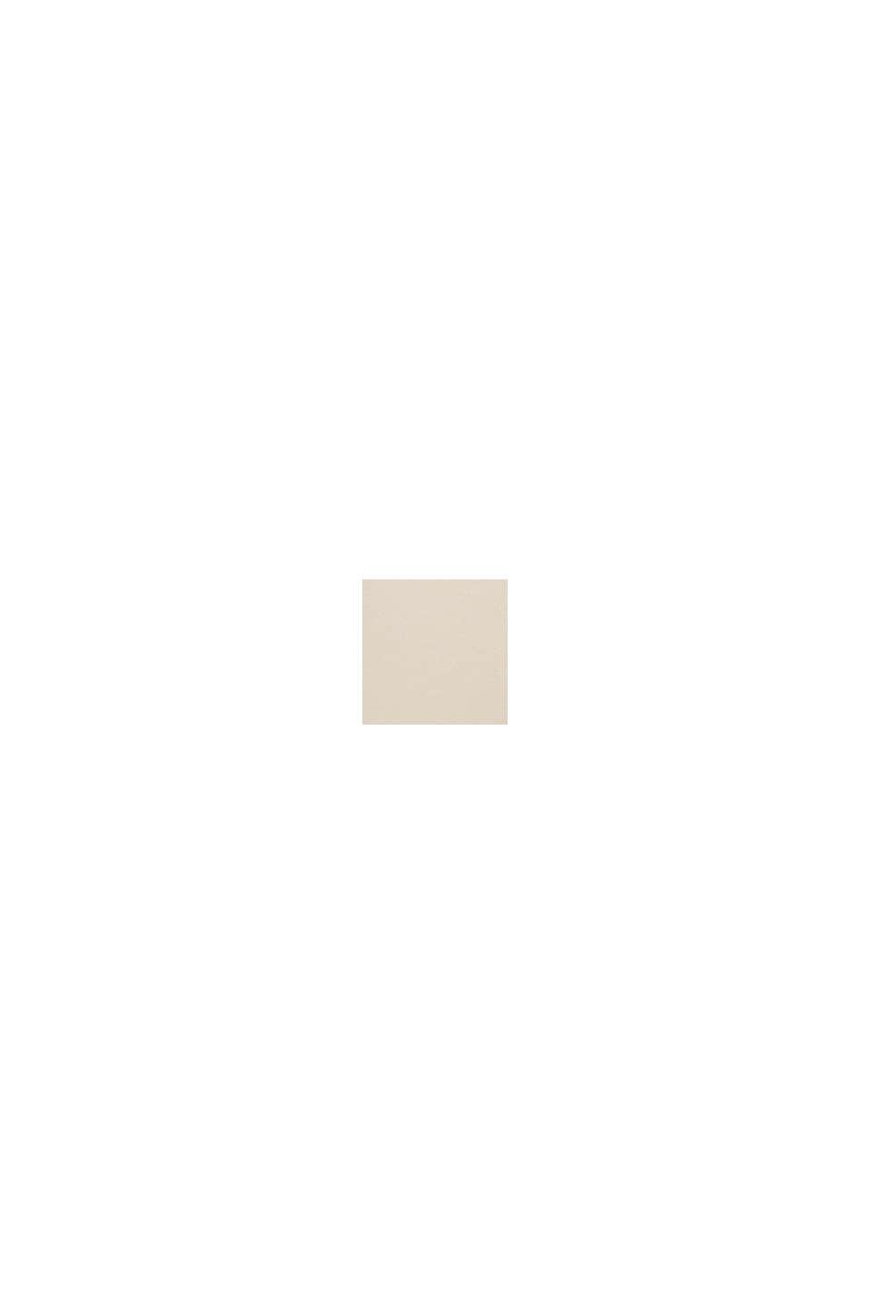 Softe Capri-Pants mit Lycra xtra life™, LIGHT BEIGE, swatch