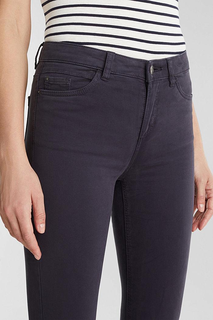 Softe Capri-Pants mit Lycra xtra life™, NAVY, detail image number 2