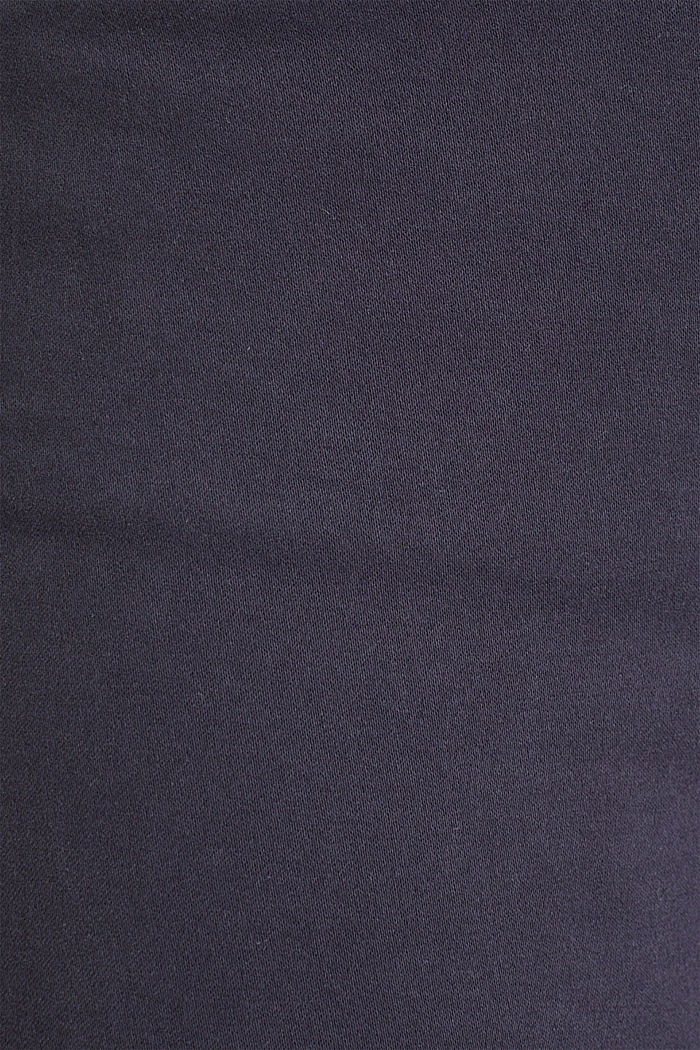Soft Capri trousers with Lycra® xtra life™, NAVY, detail image number 4