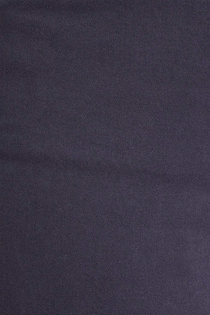 Softe Capri-Pants mit Lycra xtra life™, NAVY, detail image number 4