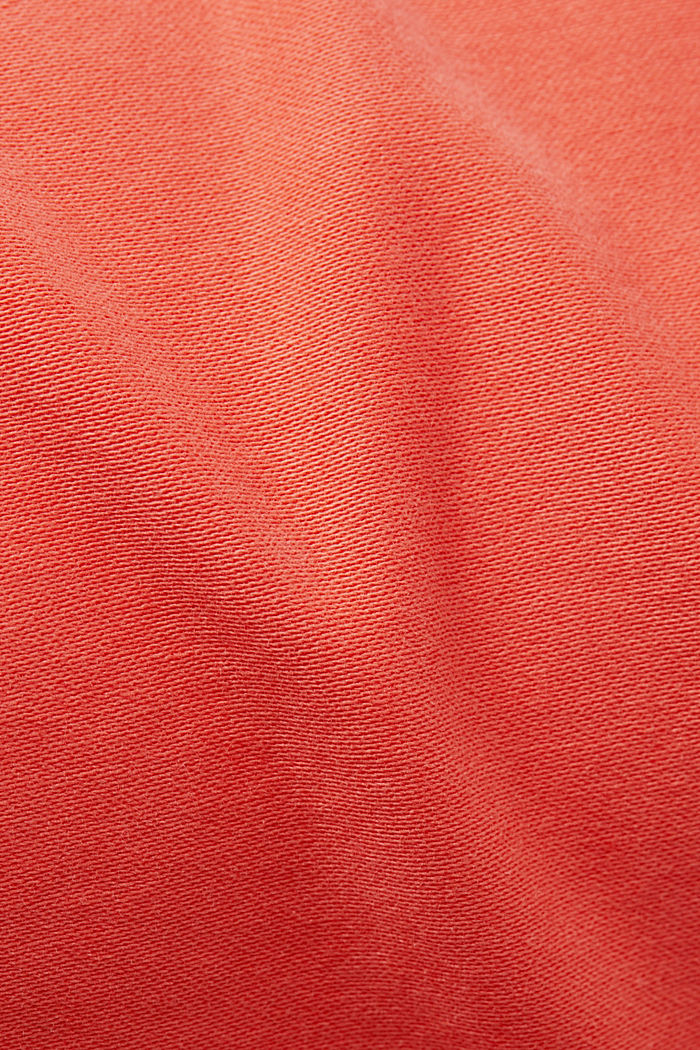 Soft Capri trousers with Lycra® xtra life™, CORAL, detail image number 3
