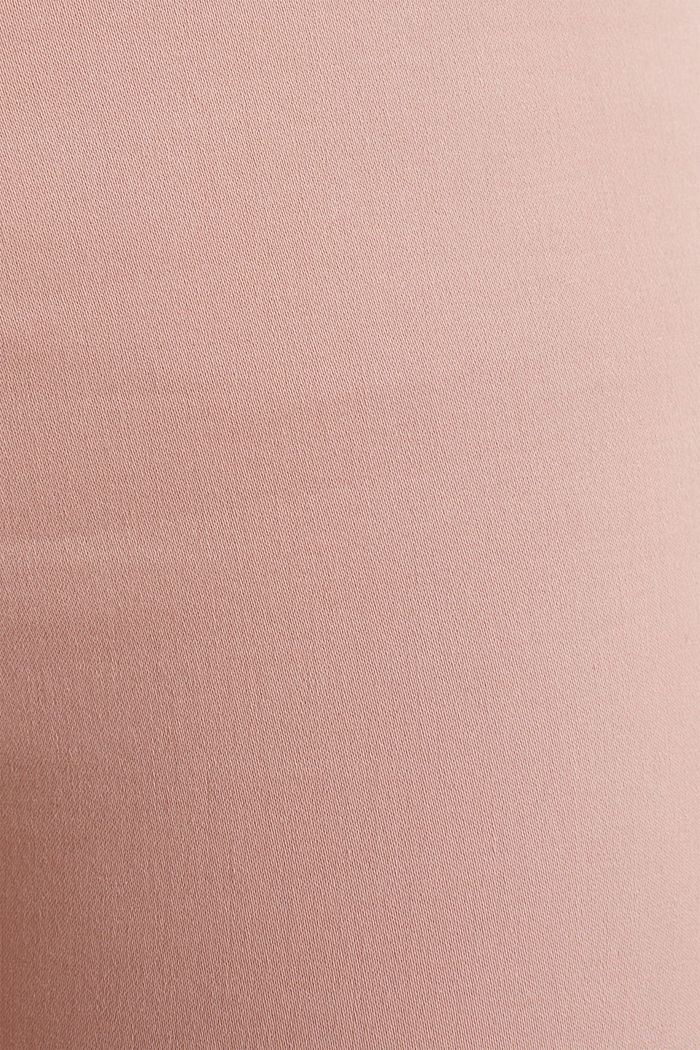 Soft Capri trousers with Lycra® xtra life™, OLD PINK, detail image number 4