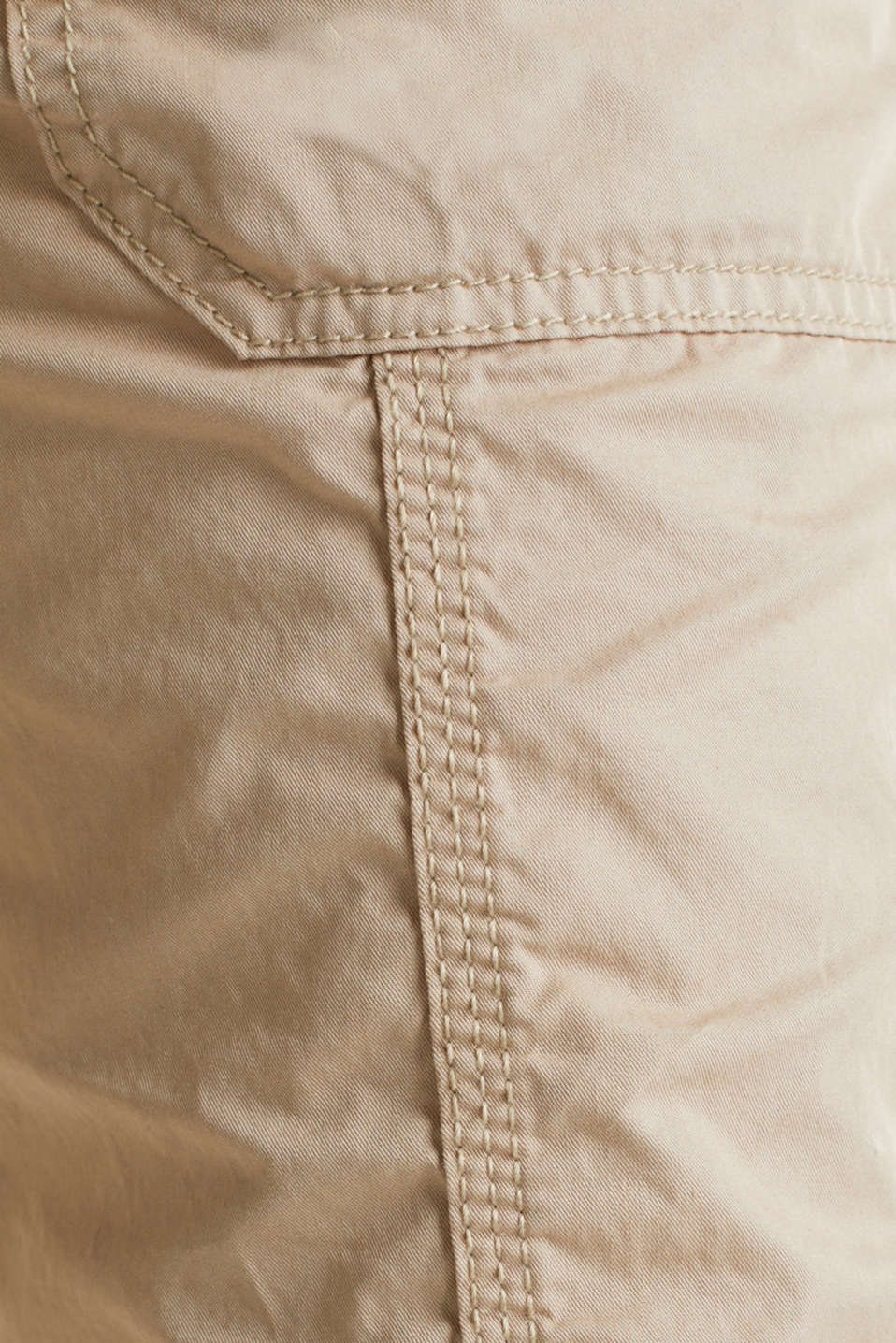 PLAY trousers with a belt, BEIGE, detail image number 4